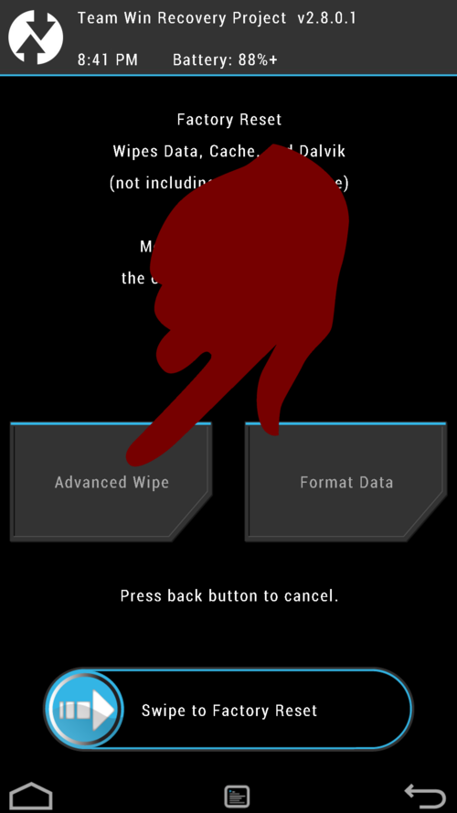 Dirty_Unicorns_TWRP_v2.8.0.1_02_poste.pn